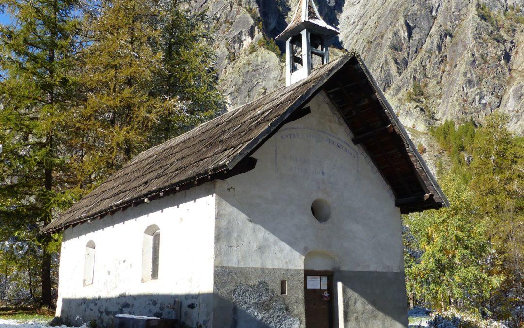 Saint Pierre d'Ailefroide