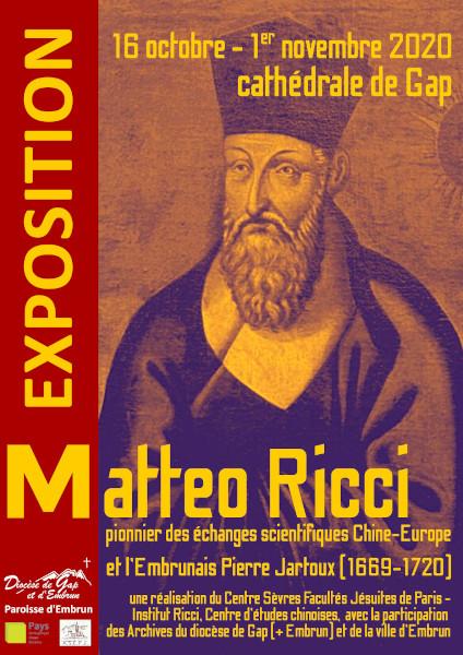 Derniers jours pour l'exposition Matteo Ricci