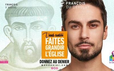 VOUS AUSSI, FAITES GRANDIR L'ÉGLISE !
