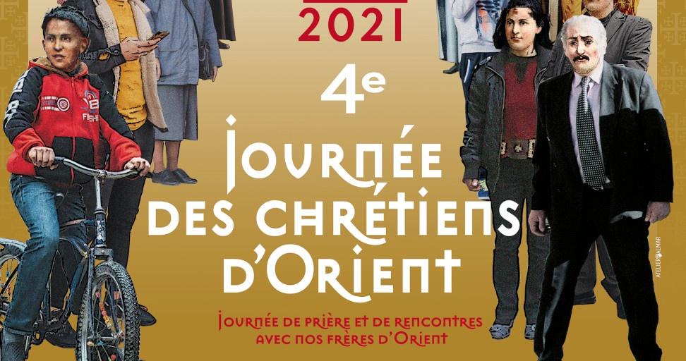 4E JOURNÉE DES CHRÉTIENS D'ORIENT