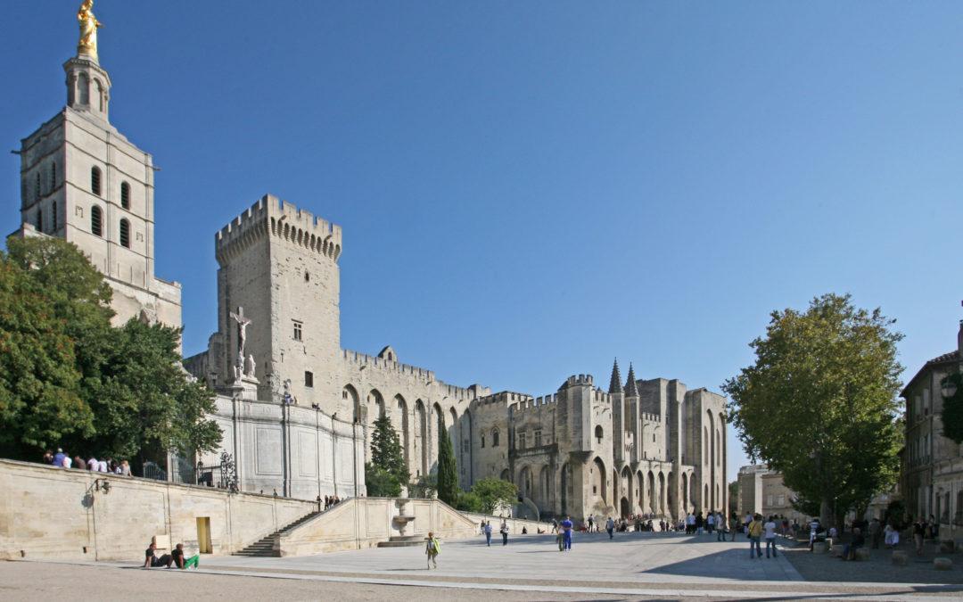 Sortie paroissiale à Avignon