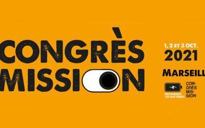 CONGRES MISSION MARSEILLE 2 OCTOBRE 2021