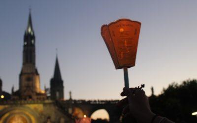 Pèlerinage du Rosaire Lourdes octobre 2021