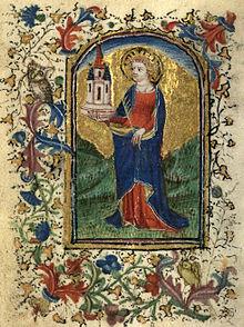 Fête de sainte Barbe, La Bessée Haute
