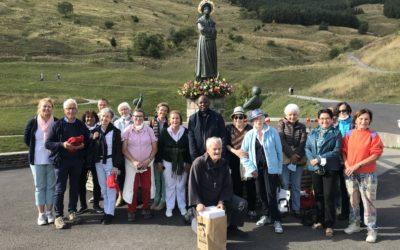 Retour du pèlerinage à la Salette