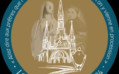 Départ pour Lourdes